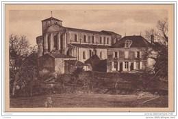 LA CHAIZ LE VICOMTE - Vendée - L'Eglise Saint Nicolas - France ( 2 Scans ) - La Chaize Le Vicomte