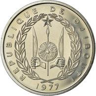 Monnaie, Djibouti, 50 Francs, 1977, ESSAI, SUP+, Cupro-nickel, KM:E6 - Djibouti
