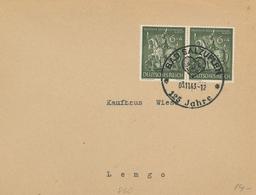 Bad Salzuflen - Goldschmiedekunst 1943 125 Jahre Herz - Briefe U. Dokumente