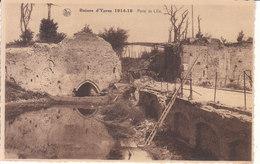 Ypres (1914-1918) - Porte De Lille - Ieper