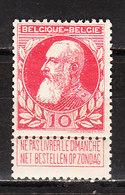 74**  Grosse Barbe - Bonne Valeur - MNH** - COB 5 - Vendu à 13% Du COB!!!! - 1905 Thick Beard