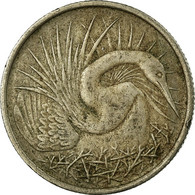 Monnaie, Singapour, 5 Cents, 1967, Singapore Mint, TB, Copper-nickel, KM:2 - Singapour