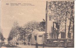 Antwerpen (Wereldtentoonstelling Van 1930) - Koloniënlaan - Antwerpen