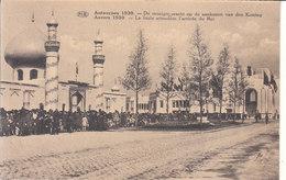 Antwerpen (Wereldtentoonstelling Van 1930) - De Menigte Wacht Op De Aankomst Van Den Koning - Antwerpen