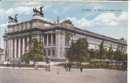 Anvers - Le Musée Des Beaux Arts - Antwerpen