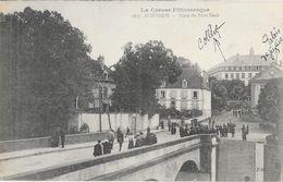 Aubusson (La Creuse Pittoresque) - Place Du Pont Neuf - Carte PM N° 1857 Non Circulée - Aubusson