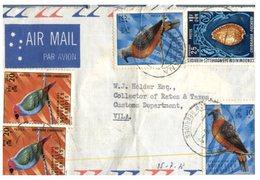 (D 9) Cover - New Hebrides (now Called Vanuatu) 1 Cover - 1979 - Autres