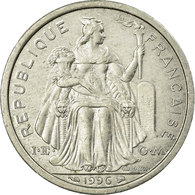Monnaie, French Polynesia, 2 Francs, 1996, Paris, SUP, Aluminium, KM:10 - Polynésie Française