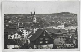 AK 0306  Winterthur - Altstadt Und Lindberg / Verlag Finzi Ca. Um 1930 - ZH Zürich