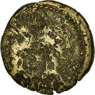 Monnaie, Auguste, Dupondius, 10-14 AD, Nîmes, B, Bronze, RIC:157 - Romeins