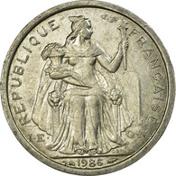 Monnaie, French Polynesia, Franc, 1986, Paris, SUP, Aluminium, KM:11 - Polynésie Française