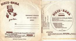 1 Pochette De 5 Disques BANANIA - Disco-Bana - - Chocolat