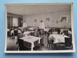 """Hotel - Restaurant """" ULMER SPATZ """" Bes. K. Eisemann / ULM ( Hermann ) Anno 1963 ( Voir / Zie Photo ) ! - Ulm"""