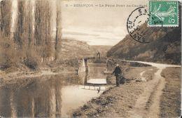 Besançon - Le Petit Pont De Chamars - Carte Animée N° 2 - Besancon