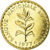 Monnaie, Rwanda, 50 Francs, 1977, Paris, ESSAI, SPL, Laiton, KM:E7 - Rwanda