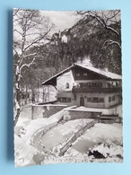 """Restaurant - Café """" KAINZ """" Hohenschwangau ( Milz ) Anno 19?? ( Voir / Zie Photo ) ! - Fuessen"""