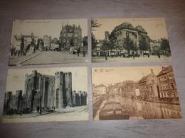 Beau Lot De 20 Cartes Postales De Belgique  Gand     Mooi Lot Van 20 Postkaarten Van België  Gent  - 20 Scans - 5 - 99 Karten