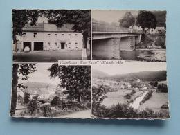 """Gasthaus """" ZUR POST """" MÜSCH / Ahr : Joh. Sion ( Josef Pohlen ) Anno 19?? ( Voir / Zie Photo ) ! - Bad Neuenahr-Ahrweiler"""