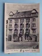 UNION Hotel ( Kurt Ebner ) Anno 1953 ( Voir / Zie Photo ) ! - Offenburg