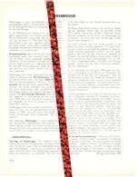 Gemeente Stad Zeebrugge - Org. Knipsel Uit Magazine 1960 - Geschiedenis - Folklore - Nijverheid - Handel - Non Classificati