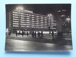 """Hotel """" DEUTSCHLAND """" ( Foto Lachmann ) Anno 19?? ( Voir / Zie Photo ) ! - Leipzig"""