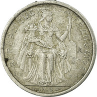 Monnaie, French Polynesia, Franc, 1979, Paris, TB+, Aluminium, KM:11 - Polynésie Française
