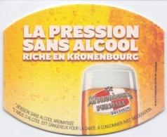 #D235-085 Viltje Kronenbourg - Beer Mats