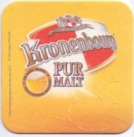 #D235-086 Viltje Kronenbourg - Beer Mats