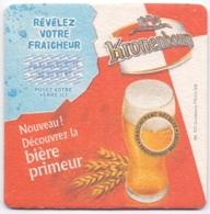 #D235-087 Viltje Kronenbourg - Beer Mats