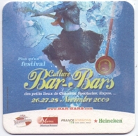 #D235-092 Viltje Kronenbourg - Beer Mats