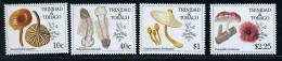 """Trinidad Et Tobago ** N° 635 à 638 - """"London 1990"""" Expo Philat. Champignons (3 P43) - Trinidad Y Tobago (1962-...)"""