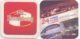#D235-094 Viltje Kronenbourg - Beer Mats