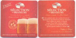 #D235-096 Viltje Kronenbourg - Beer Mats