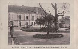 2310  FONTENAY ECRITE - Fontenay Le Comte