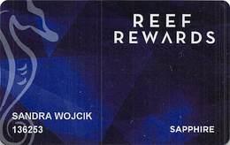 Reef Casino - Australia - Slot Card  .....[FSC]..... - Casino Cards