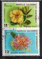 NOUVELLE CALEDONIE              N°     YVERT     436/37   OBLITERE       ( Ob  5/21 ) - Neukaledonien