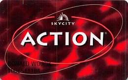 SkyCity Casino - New Zealand - Slot Card - 3 Phone#s On Reverse .....[FSC].....- - Casino Cards