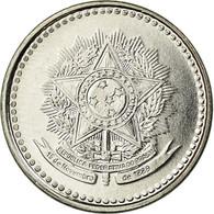 Monnaie, Brésil, 50 Centavos, 1988, SPL, Stainless Steel, KM:604 - Brésil