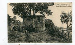 CPA   30  : GALLARGUES Moulin De Vendran   A  VOIR  !!!!!!! - Gallargues-le-Montueux