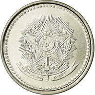Monnaie, Brésil, 20 Centavos, 1987, SPL, Stainless Steel, KM:603 - Brésil