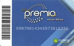Circulo Premia / Caliente, Mio & Bingo 777 Casinos - Mexico - Slot Card  .....[FSC]..... - Casino Cards