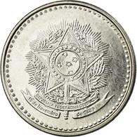 Monnaie, Brésil, Cruzado, 1987, SPL, Stainless Steel, KM:605 - Brésil