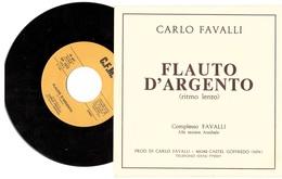 CARLO FAVALLI FLAUTO D'ARGENTO IMMAGINI SONORE - Disco, Pop