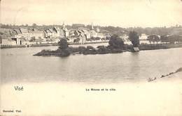Visé - La Meuse Et La Ville (Maréchal, 1904) - Wezet