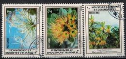 NOUVELLE CALEDONIE              N°     YVERT    469/71      OBLITERE       ( Ob  5/22 ) - Nueva Caledonia
