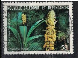NOUVELLE CALEDONIE              N°     YVERT    521    OBLITERE       ( Ob  5/22 ) - Neukaledonien