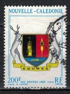 NOUVELLE CALEDONIE              N°     YVERT    573   OBLITERE       ( Ob  5/22 ) - Neukaledonien