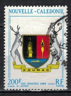 NOUVELLE CALEDONIE              N°     YVERT    573   OBLITERE       ( Ob  5/22 ) - Nueva Caledonia