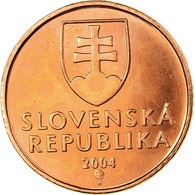Monnaie, Slovaquie, 50 Halierov, 2004, SPL, Copper Plated Steel, KM:35 - Eslovaquia