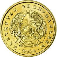Monnaie, Kazakhstan, Tenge, 2002, Kazakhstan Mint, SPL, Nickel-brass, KM:23 - Kazakhstan
